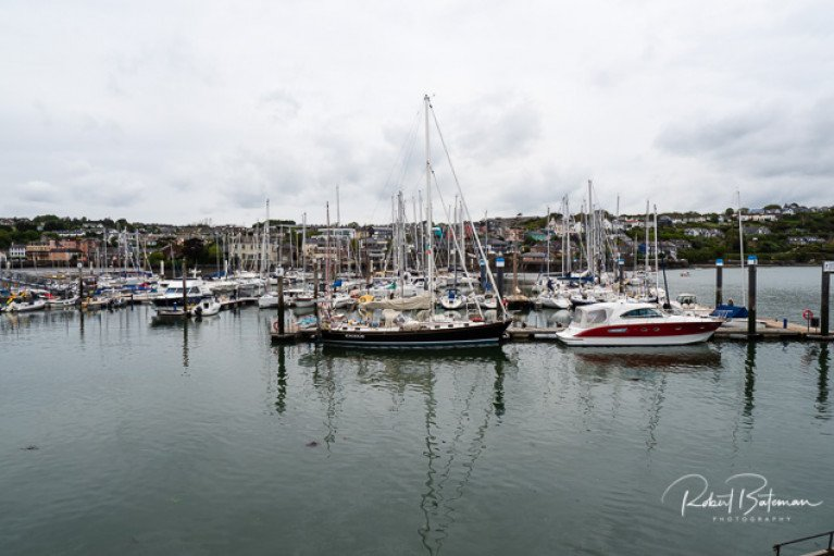 Kinsale Yacht Club Marina Awarded Blue Flag for 2020