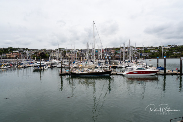 Blue Flag - Kinsale Marina has been awarded the environmental Blue Flag for 2020