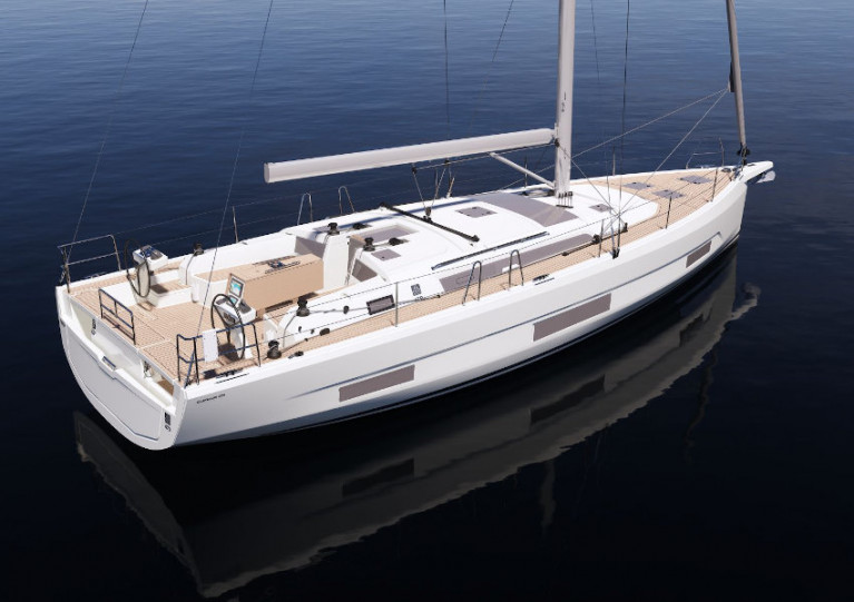 Set to premiere at boot Düsseldorf 2021, the 470 balances contemporary design with Dufour's elegance and performance