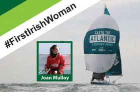 Solo Sailor Joan Mulloy's 'Women in Leadership' Event Ahead of Figaro Race