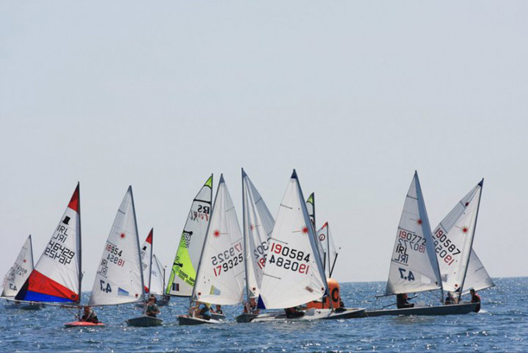 Junior sailing at the National Yacht Club