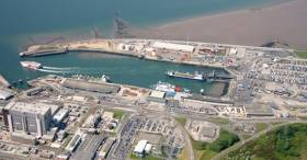 Irish Sea ports of Liverpool, Heysham (above) and Sheerness (London Medway) which have received UK Government funding to enhance measures ahead of the expected departure from the EU on 31 October.