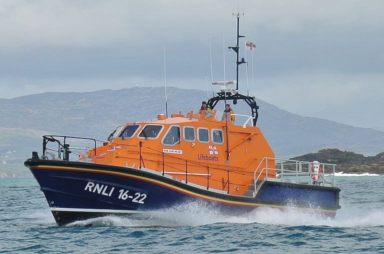 Baltimore RNLI on Two Call Outs Within 14 hours