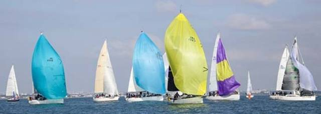 The ISORA fleet has swelled to 28 for the first race to Holyhead tomorrow