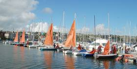 The ISA 'Try Sailing' Programme will be launched at Kinsale on Bank Holiday Monday