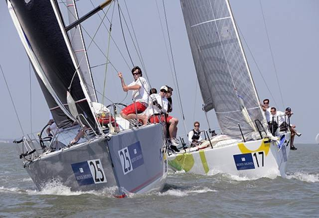 IRC racing at the Commodore's Cup on the Solent. The IRC handicap is flexible and not limited to using time-on-time scoring - as has been suggested, says Michael Boyd, Commodore of RORC
