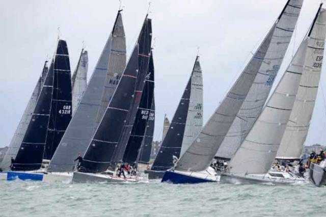 The European Championship will be an Open event, meaning that amateurs and professionals will race each other and the presence of professional sailors on board the entries is unrestricted