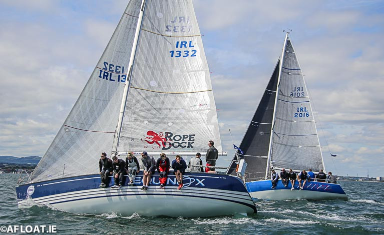 The ICRA Nationals will sail at WAVE Regatta off Howth this September