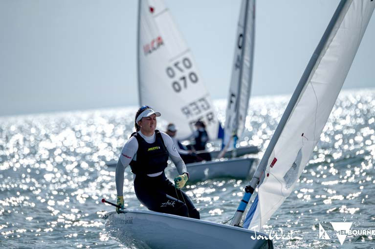 Annalise Murphy is qualified for Tokyo 2021