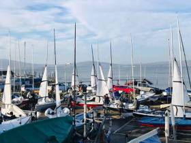 The big Rs fleet at RNIYC