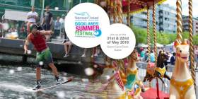Waterways Ireland Docklands Summer Festival This Weekend