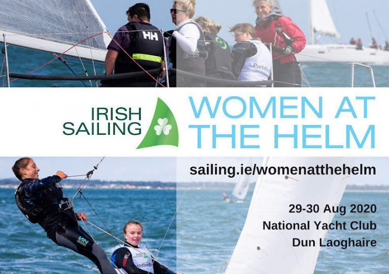 CANCELLED Women At The Helm Regatta Confirmed For End Of August