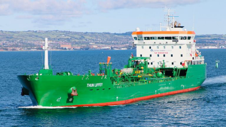 Efforts Underway to Refloat New Tanker Aground in Lough Foyle