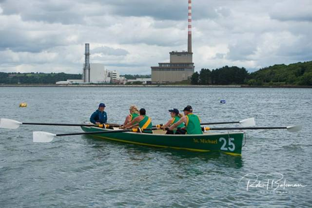 Whitegate Coastal Rowing Regatta took place in Cork Harbour on Satrurday
