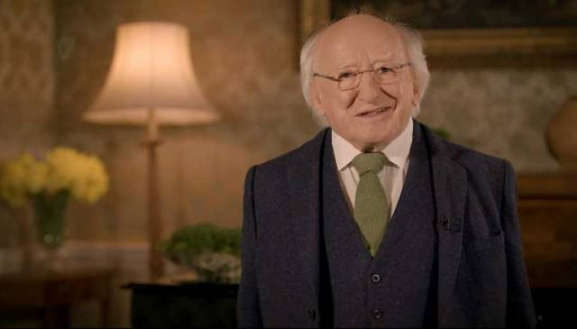 President Michael D Higgins has signed new legislation on access to Irish inshore waters