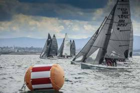 The three-man Sportsboat Championship will be held over three days (29th 30th June & 1st July) at the National Yacht Club