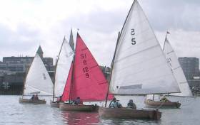 The International 12s and DBSC sail again in Dun Laoghaire on September 10th