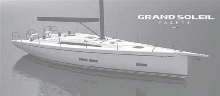 Grand Soleil 44 Performance To Be Launched At Boot Dusseldorf