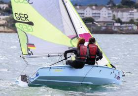 Up to ten Irish boats may contest the RS Feva World Championships in Holland this July