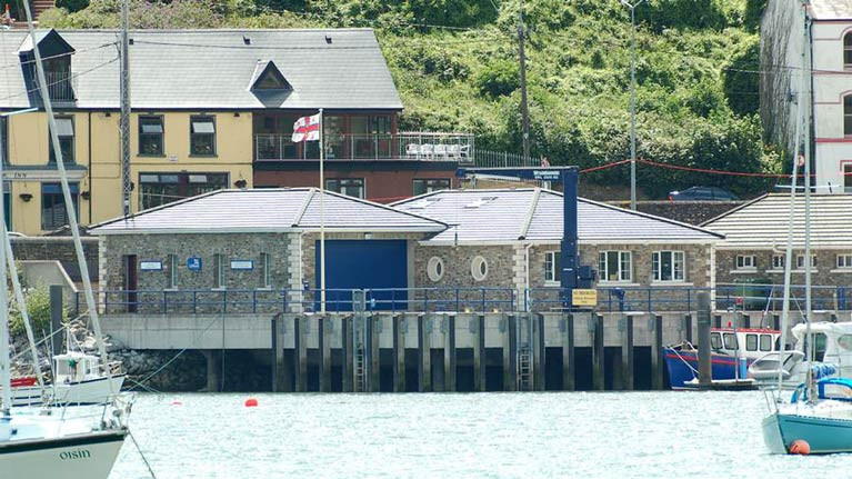 Crosshaven RNLI station