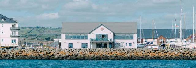 Carrickfergus Sailing Club on Belfast Lough is the venue for this year's RYANI annual affiliated club conference