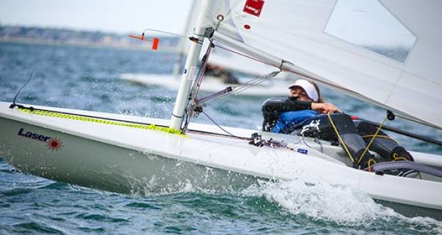 Irish Laser sailors return from Kiel on Wednesday just before the Irish Laser Nationals at Galway Bay Sailing Club this Thursday.