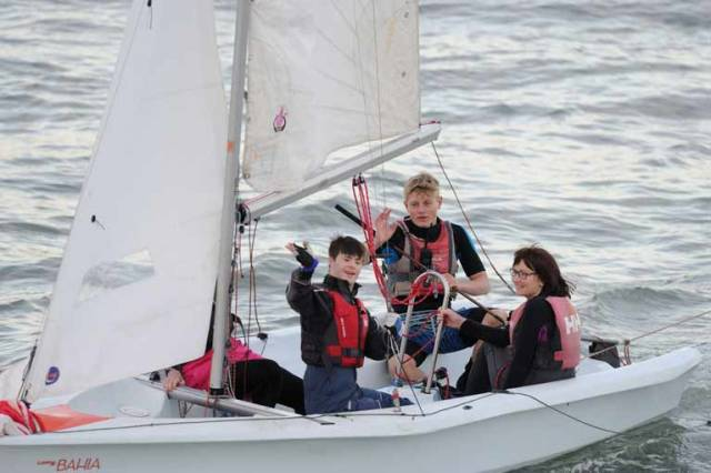 Bray Sailing Club Concludes a Busy Season of Promoting Inclusion in Sailing