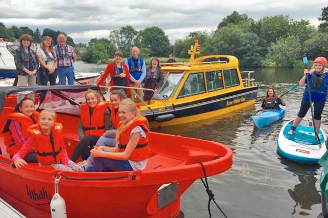 Enniskillen Blueway Activity Hub Now Open For Business