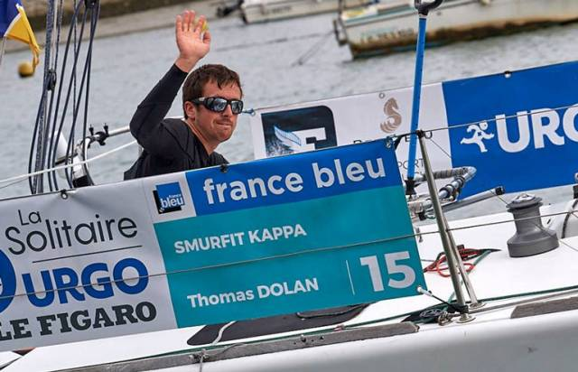 Tom Dolan - moving into a new boat next season