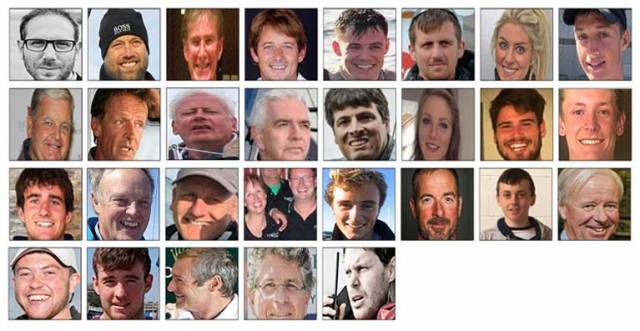 Sailing Heroes to be Celebrated at Irish Sailing Awards This Friday