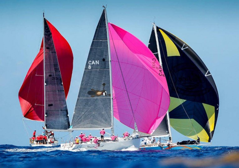 Antigua Sailing Week is one of the biggest events on the Caribbean sailing calendar