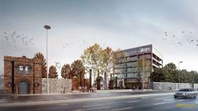 Dublin Port is to 'soften' its boundaries with the capital city and provide a public realm at the Port Centre headquarters. This project will be the first such development in 35 years.