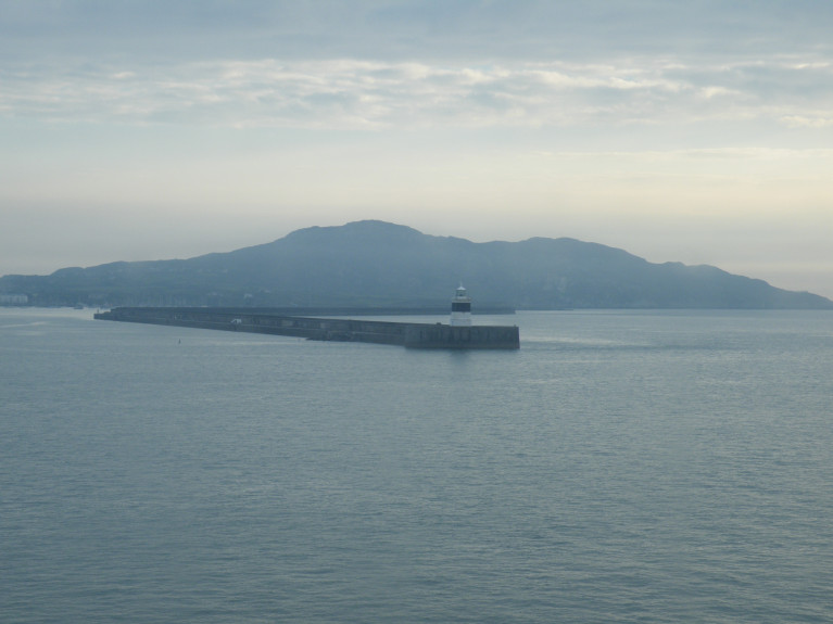 The UK Government has already promised to create up to 10 free ports across the UK after Brexit. Above AFLOAT's photo of the north breakwater at the Port of Holyhead.