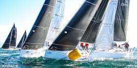 North Sails agent Maurice O'Connell will talk about upwind sail trim and escaping from the start in his lecture at Rush Sailing Club on Wednesday