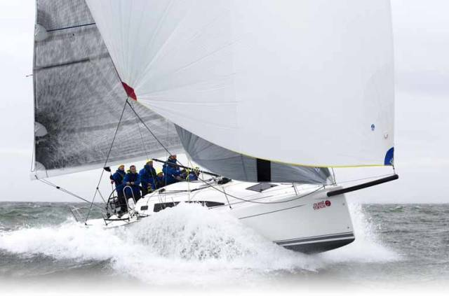 J Boats Grand Prix—the All Conquering Version of The J112E