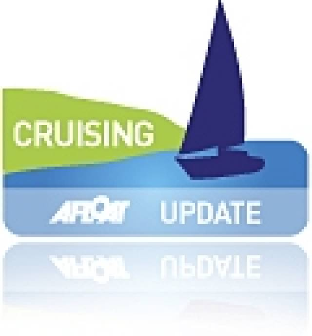 New South & West Coasts Sailing Directions from the Irish Cruising Club