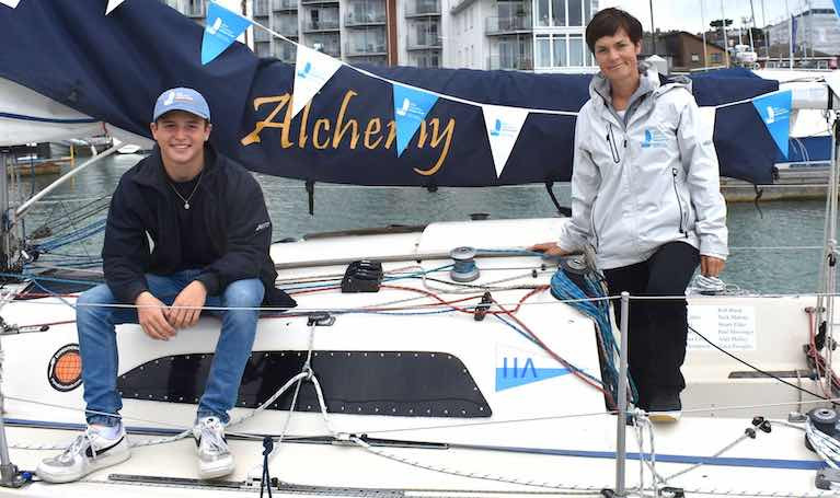 Timothy Long Becomes Youngest Person to Sail Solo Around Britain
