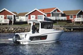 Jeanneau's Merry Fisher 605 Marlin