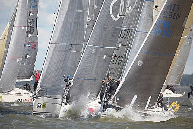 A class C start at the ORC Europeans in Estonia in 2015