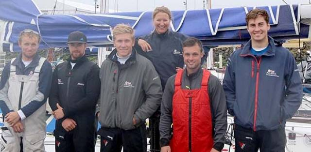 Six British skippers will take part in the Solo Normandie 2016, Robin Elsey, Alan Roberts, NI's Andrew Baker, Hugh Brayshaw, Mary Rook and Will Harris.