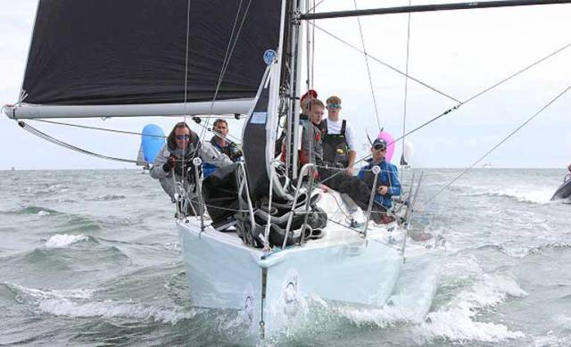 Cork Week Day 2: Scotland's J/122 'El Gran Senor' Takes Class One Lead (Photo Gallery)