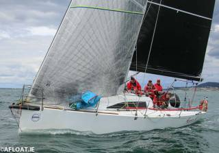 Royal Irish yacht Raptor (skippered by Fintan Cairns) was the winner of today's final DBSC Cruiser 1 IRC race of the 2019 summer season