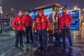 Members of Lagan Search & Rescue