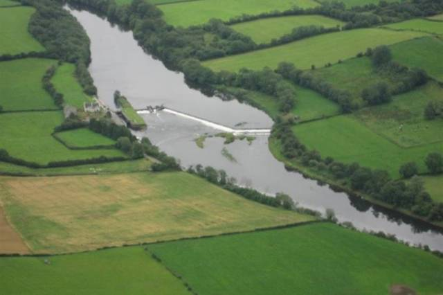 Waterways Ireland Proposes To Refurbish Carnroe Weir On Lower Bann