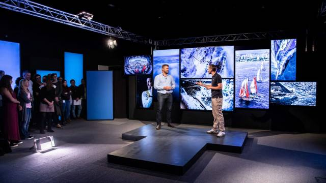 The Ocean Race brand launch in Alicante this week