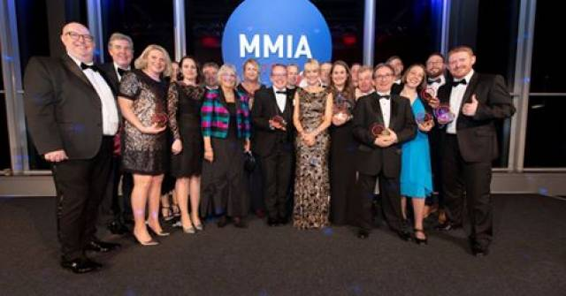 The Merseyside Maritime Industry Awards (MMIA) held in Liverpool's Titanic Hotel, are now considered one of the most prestigious events on the UK maritime calendar. They were hosted by BBC Breakfast presenter Louise Minchin, with keynote speaker Harry Theochari, Chair of Maritime UK.