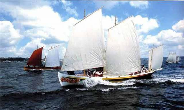 Ireland's 'Bantry Boats' – Complex Heritage Creates Historic Gems For Lough Neagh this Summer