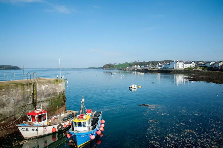 Vessels May Not Launch: Harsher Restrictions in County Down Harbours