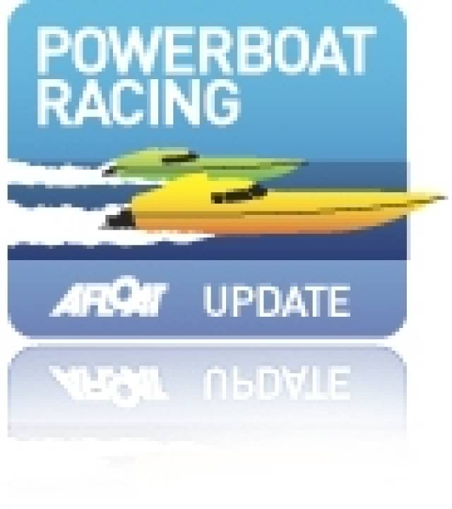 Irish P750 Powerboat Race Team Take Bronze Medal in Cornwall