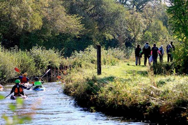 Waterways Ireland Welcomes Launch Of National Greenways Strategy